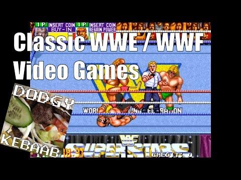 Classic WWF / WWE Games
