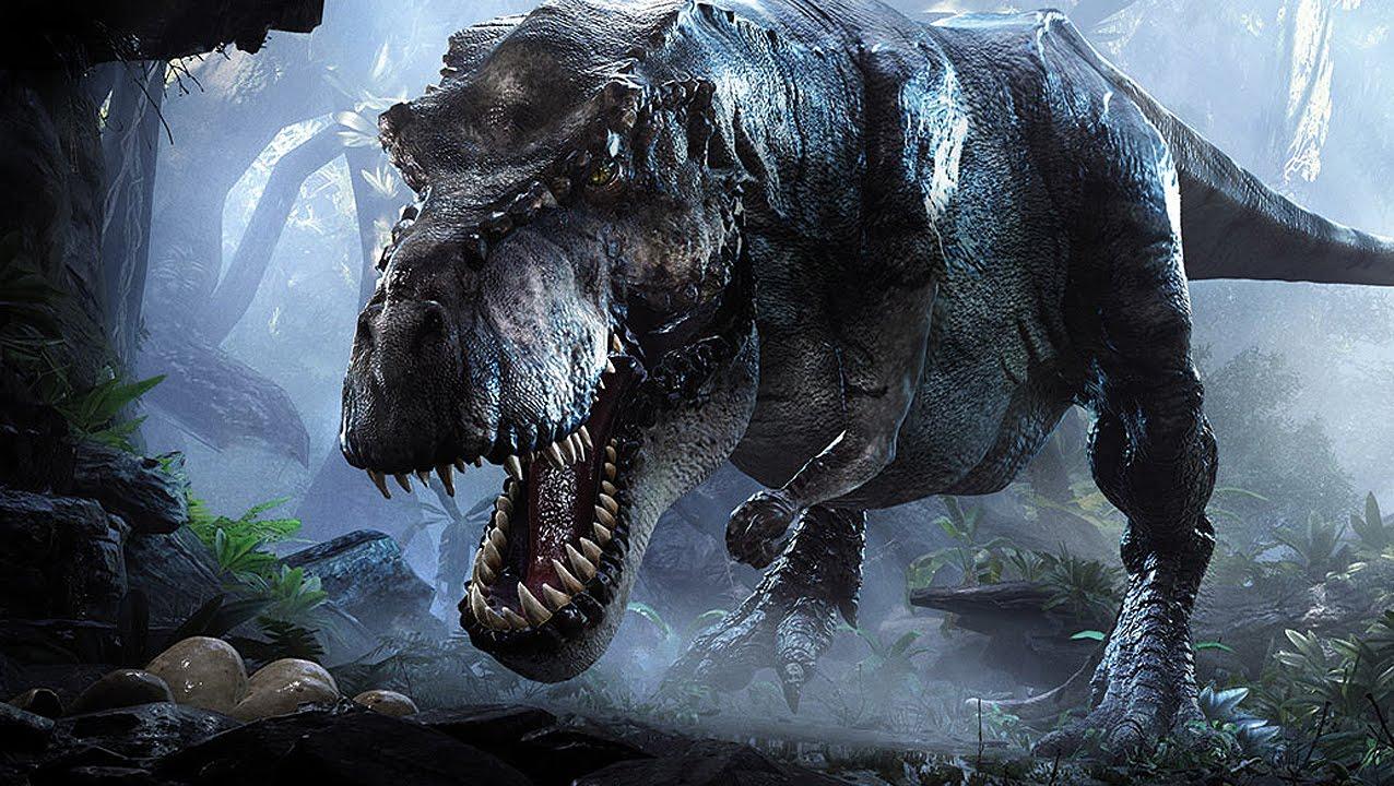 Dinosaur 3d Live Wallpaper Back To Dinosaur Island Oculus Rift Youtube