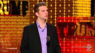 Comedian Anthony Jeselnik: What You Can't Say at Roasts