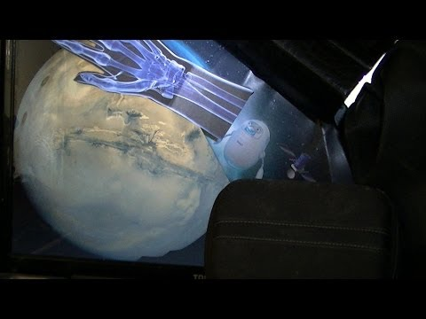 TerraForming Mars pt ☢☢ Valles Marineris, New Earth - Location is everything