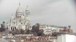 Le Sacré-Coeur de Montmartre - PARIS TV - Live Webcam - En Direct 24/7