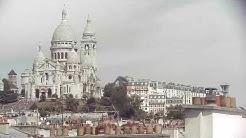 Le Sacré-Coeur de Montmartre - PARIS TV - Live Webcam - En Direct 24/7