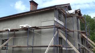 Визуализация фасадов, примерка декоративных элементов, температурно-усадочные швы, EIFS