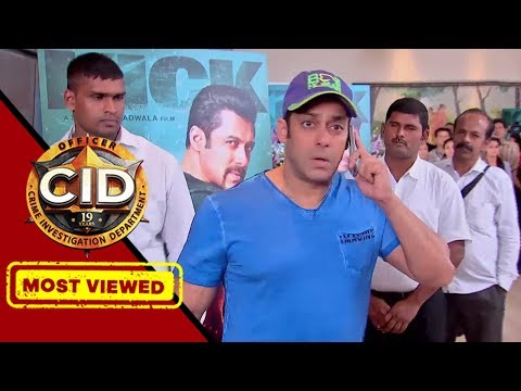 Best Of CID -  Salman Ki Kick
