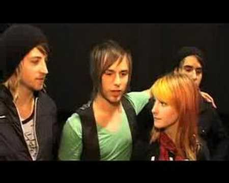 NME Video: Paramore Interview at Download 2007
