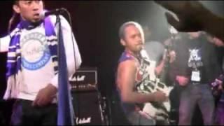 Pas Band Aink Pendukung Persib (BARAYA VIKING JAPAN)