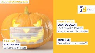 7/8 Loisirs. Emission du 29 octobre 2020