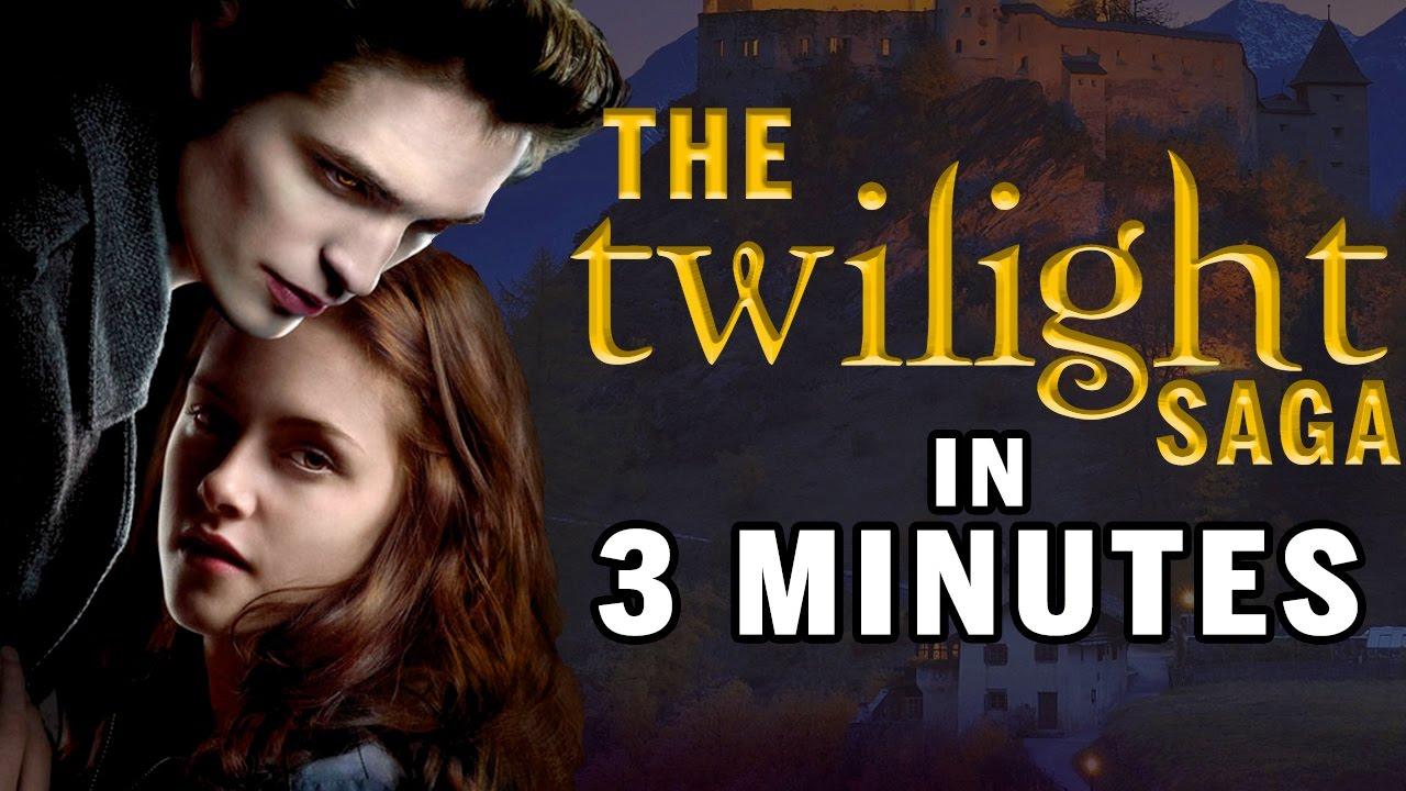 Twilight Saga Book 3
