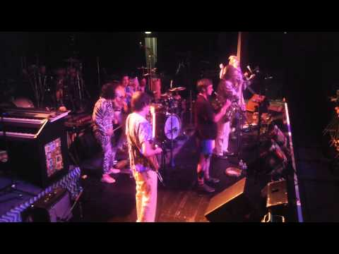 Porky's Groove Machine Live in the Egyptian Room at Old National Centre (11/13/15)