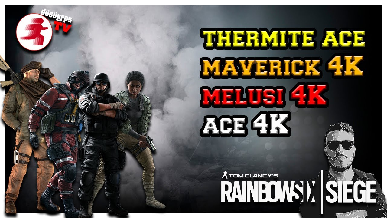 THERMİTE ACE & MELUSİ 4K & ACE 4K | BEST MOMENTS | #47