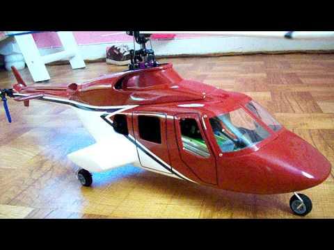 RC Bell 222 Esky Belt CP V2 Heli