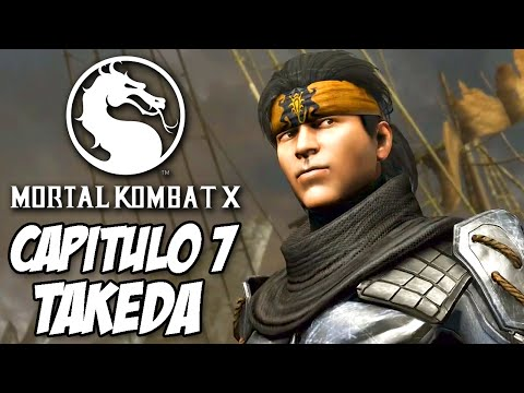Mortal Kombat X Capítulo 7 - Takeda