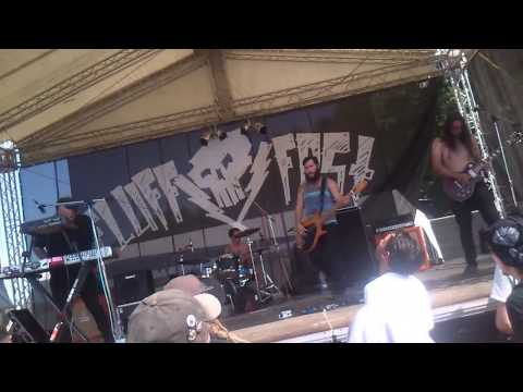 Mouth Of The Architect ~ Live @ Fluff Fest 2013