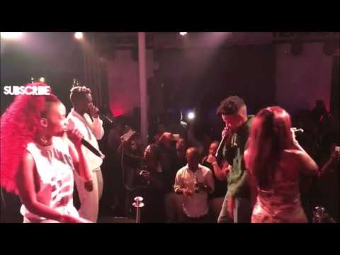 Nasty C x Kwesta x Rouge Perfoms Connect Live
