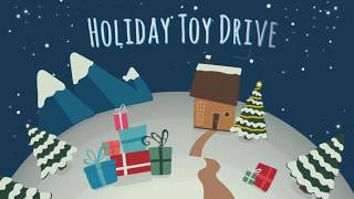 The Health Connection: Annual Toy Drive