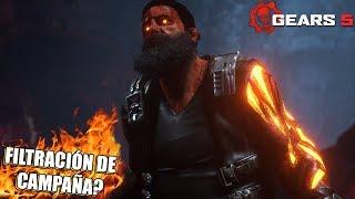 FILTRACIÓN DE LA HISTORIA (CAMPAÑA) DE GEARS OF WAR 5!!? | #Gears5 Imágenes filtradas?