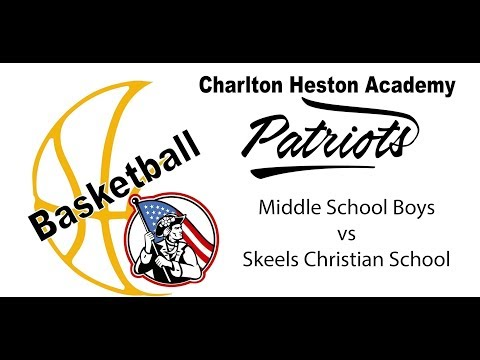 Patriot Basketball - Middle School Boys vs Skeels Christian School