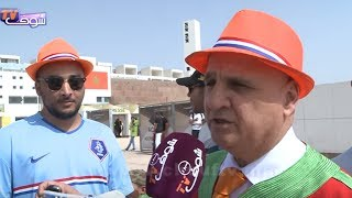 مغربي من هولندا..بغينا زياش يرجع للمنتخب المغربي لي محتاج ليه بزاف ( فيديو من أكادير)