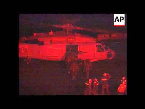 Italy/Adriatic - Rescue Attempt For French Pilot