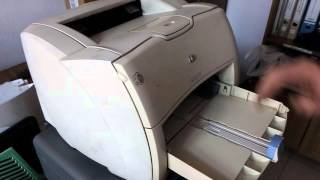 ремонт принтера HP lj 1300