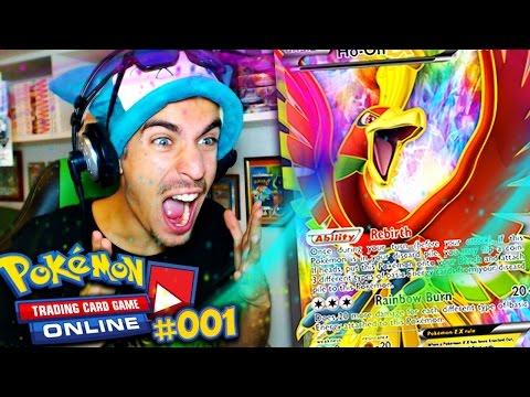 NON CI CREDOOO TROPPE EX!!! - Pokémon GCC Online Mega Pack Opening #01