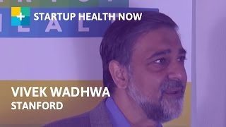 Solving Real World Problems Through Technology - Vivek Wadhwa, Stanford Law School: NOW! #78
