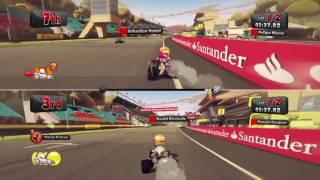 FUNNY MOMENTS! GO SPORTS SKI | F1 RACE STAR | HOT SHOTS GOLF