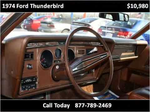 1974 Ford Thunderbird Used Cars Campbellsville KY