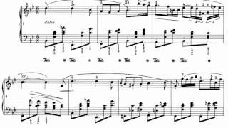 Chopin, Cantabile for piano in B flat major, B. 84 (1834)