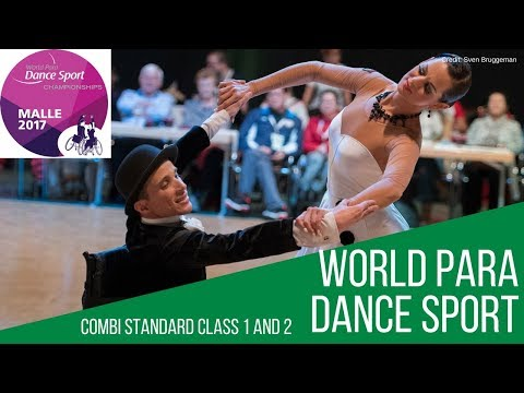 Combi Standard Class 1 and 2 | Malle 2017 | World Para Dance