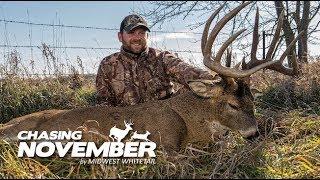 """Chasing November S2:E19 """"Point Blank Booner, 186"""" Buck of a Lifetime"""" (2017)"""
