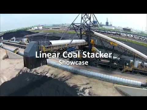 BRUKS - Deepwater Terminal Coal Stacker Showcase Video