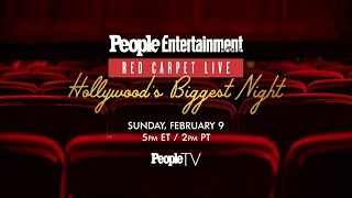 Oscars 2020 Red Carpet LIVE | PeopleTV