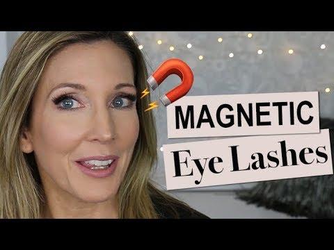 Try It Tuesday ~ Magnetic Eyelashes!