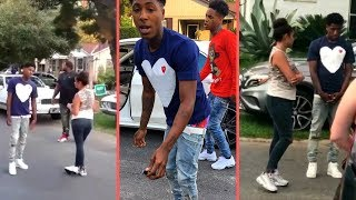 NBA YoungBoy Spotted With Angela Yee Of Breakfast Club In Louisiana New YoungBoy Interview Soon?