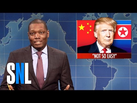 Thumbnail: Weekend Update on Failed North Korean Missile Launch - SNL