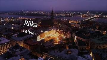 Viikonloppu Riikassa! Latvia
