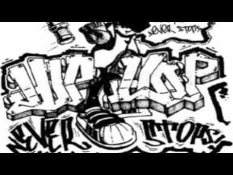 Zerry Ziggz - Puro Hip Hop Ft Malandro, Guero