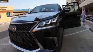 2019 Lexus LX 570 SUPERSPORT