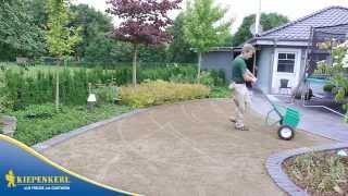 Kiepenkerl Rasen - Die Ansaat