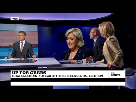 Up for grabs: Total uncertainty ahead of French presidential election (part 2)