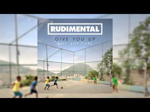 Rudimental Ft. Alex Clare - Give You Up (HQ Instrumental)
