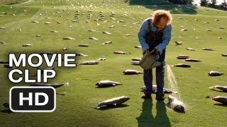 The Three Stooges #5 Movie CLIP - Salmon Farming (2012) HD Movie