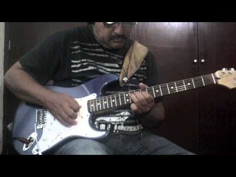 Situation - The Jeff Beck Group - guitar cover piri