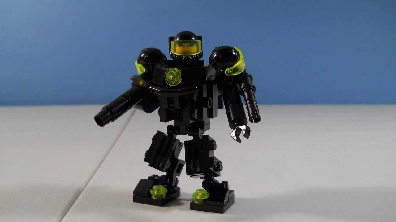 Saber-Scorpion's Lair by Justin R. Stebbins - LEGO Halo - Spartan ...
