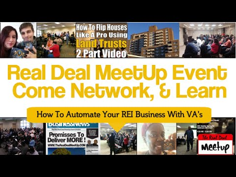 How To Automate Your REI Business With Virtual Assistants Part 1