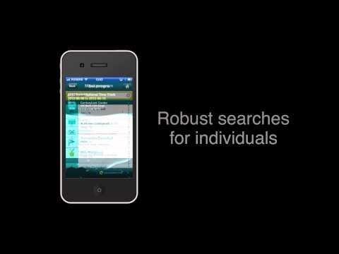Meet Mobile Swim App