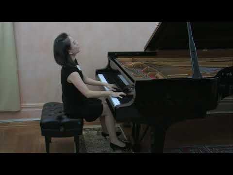 Mina Koike || Chopin: Etude Op.10 No.10