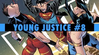 Battle on Earth 3 | Young Justice #8 Review