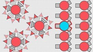 Diep.io Minigame - Diepkart 3.0 - Diepkart Reborn in Diep.io Sandbox